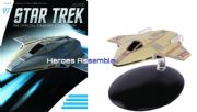 Star Trek Official Starships Collection #097 Academy Fighter Eaglemoss